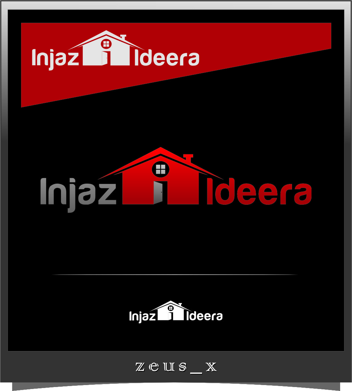 Logo Design by Ngepet_art - Entry No. 6 in the Logo Design Contest Fun Logo Design for Injaz aldeera.