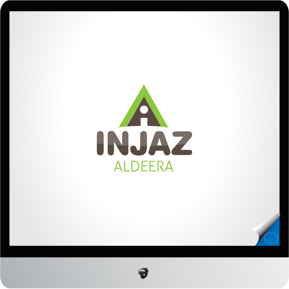 Logo Design by zesthar - Entry No. 8 in the Logo Design Contest Fun Logo Design for Injaz aldeera.