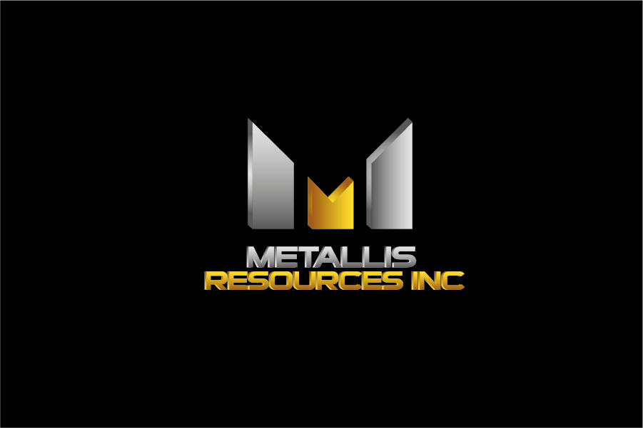 Logo Design by Private User - Entry No. 124 in the Logo Design Contest Metallis Resources Inc Logo Design.