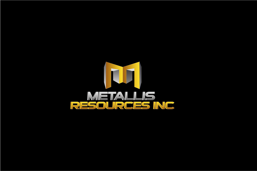 Logo Design by Private User - Entry No. 125 in the Logo Design Contest Metallis Resources Inc Logo Design.