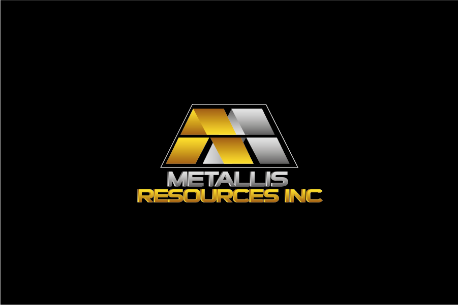 Logo Design by Private User - Entry No. 126 in the Logo Design Contest Metallis Resources Inc Logo Design.
