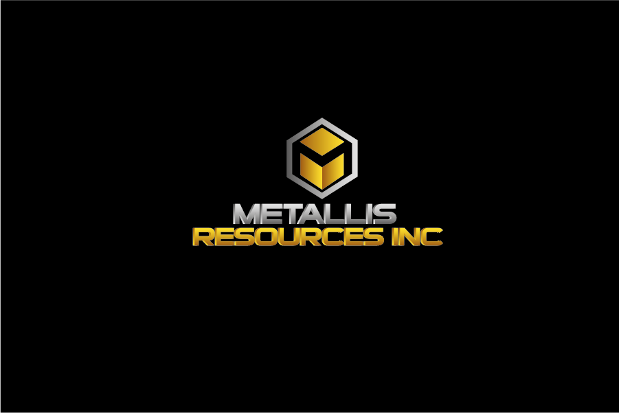 Logo Design by Private User - Entry No. 127 in the Logo Design Contest Metallis Resources Inc Logo Design.
