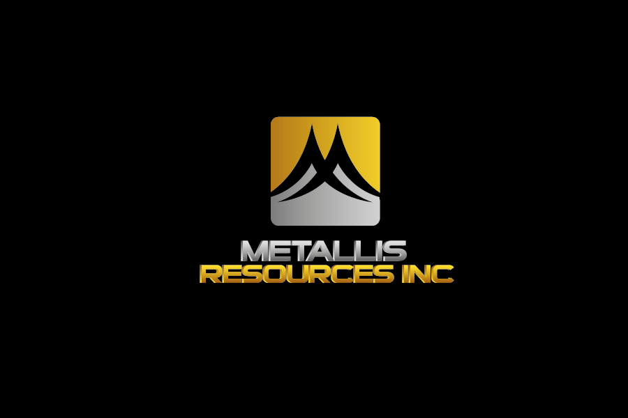 Logo Design by Private User - Entry No. 129 in the Logo Design Contest Metallis Resources Inc Logo Design.