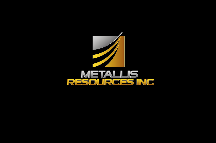 Logo Design by Private User - Entry No. 130 in the Logo Design Contest Metallis Resources Inc Logo Design.