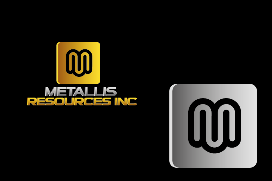 Logo Design by Private User - Entry No. 131 in the Logo Design Contest Metallis Resources Inc Logo Design.