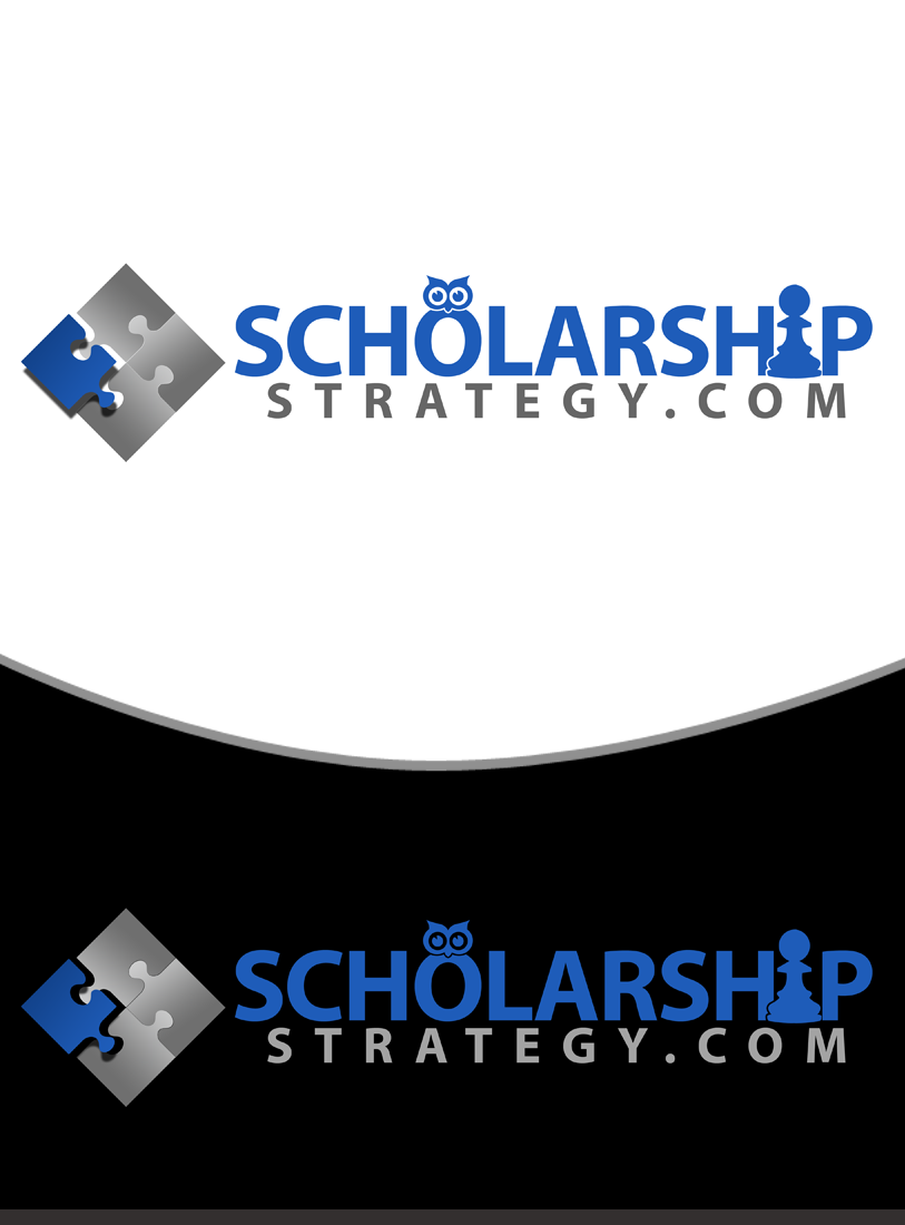 Logo Design by Private User - Entry No. 39 in the Logo Design Contest Captivating Logo Design for Scholarshipstrategy.com.