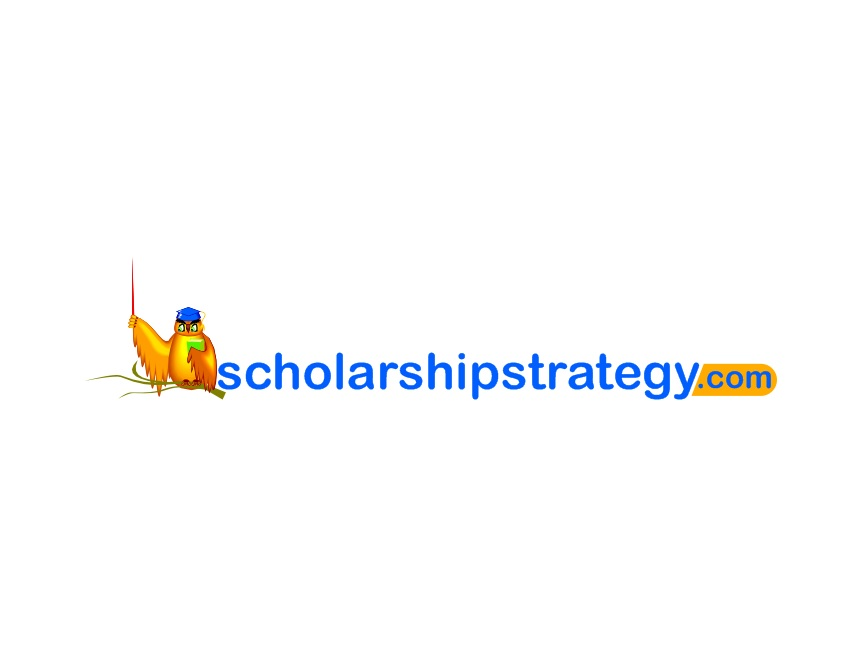 Logo Design by Rehan Saeed - Entry No. 40 in the Logo Design Contest Captivating Logo Design for Scholarshipstrategy.com.