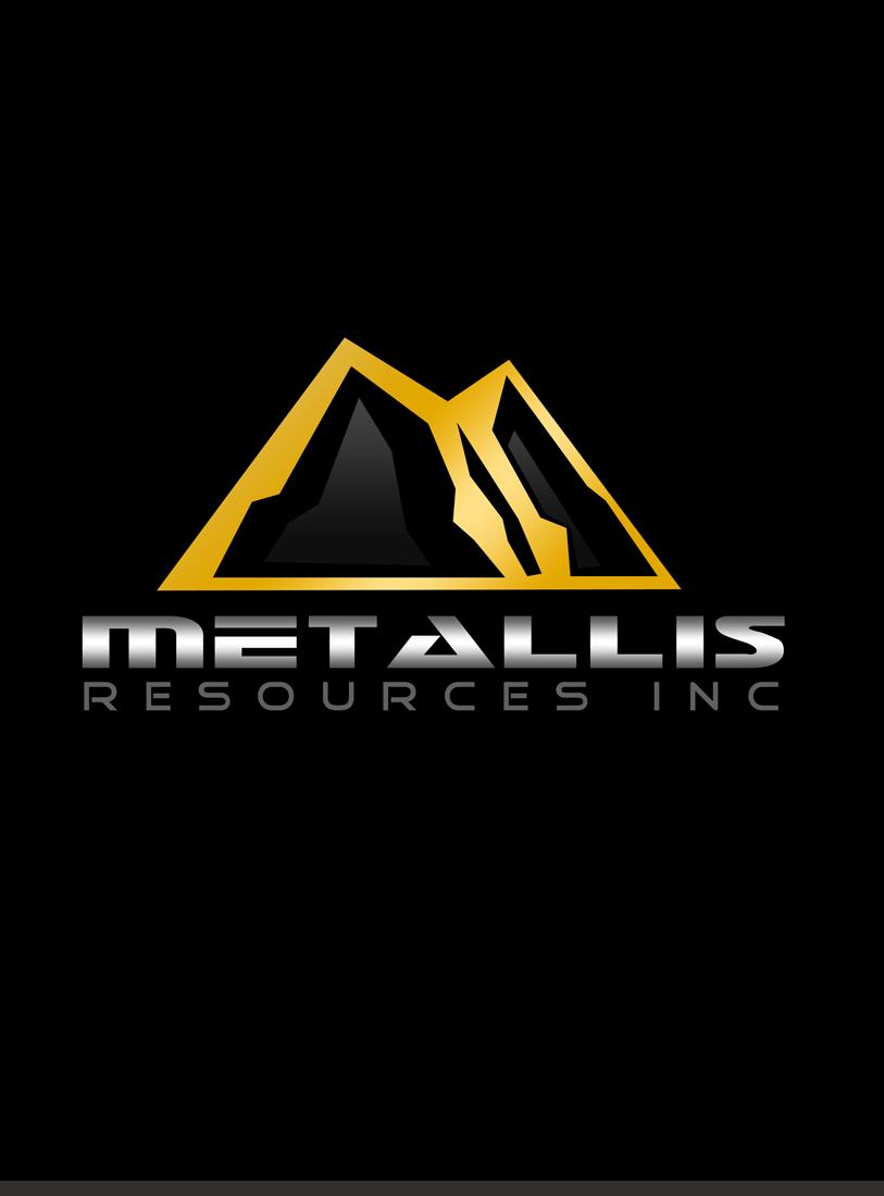 Logo Design by Private User - Entry No. 137 in the Logo Design Contest Metallis Resources Inc Logo Design.