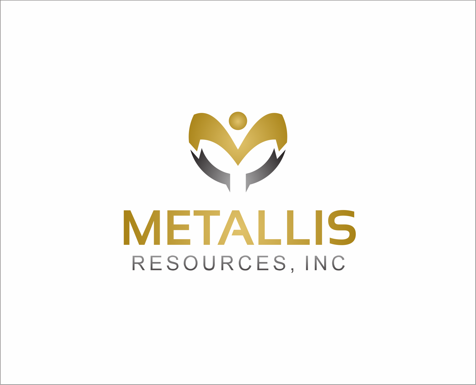 Logo Design by Armada Jamaluddin - Entry No. 138 in the Logo Design Contest Metallis Resources Inc Logo Design.