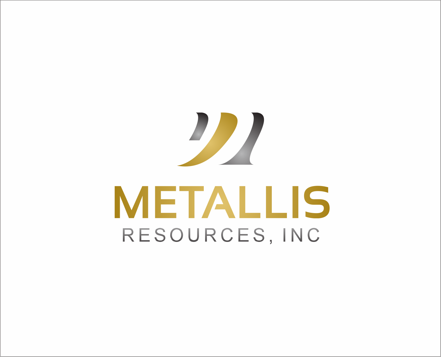 Logo Design by Armada Jamaluddin - Entry No. 140 in the Logo Design Contest Metallis Resources Inc Logo Design.
