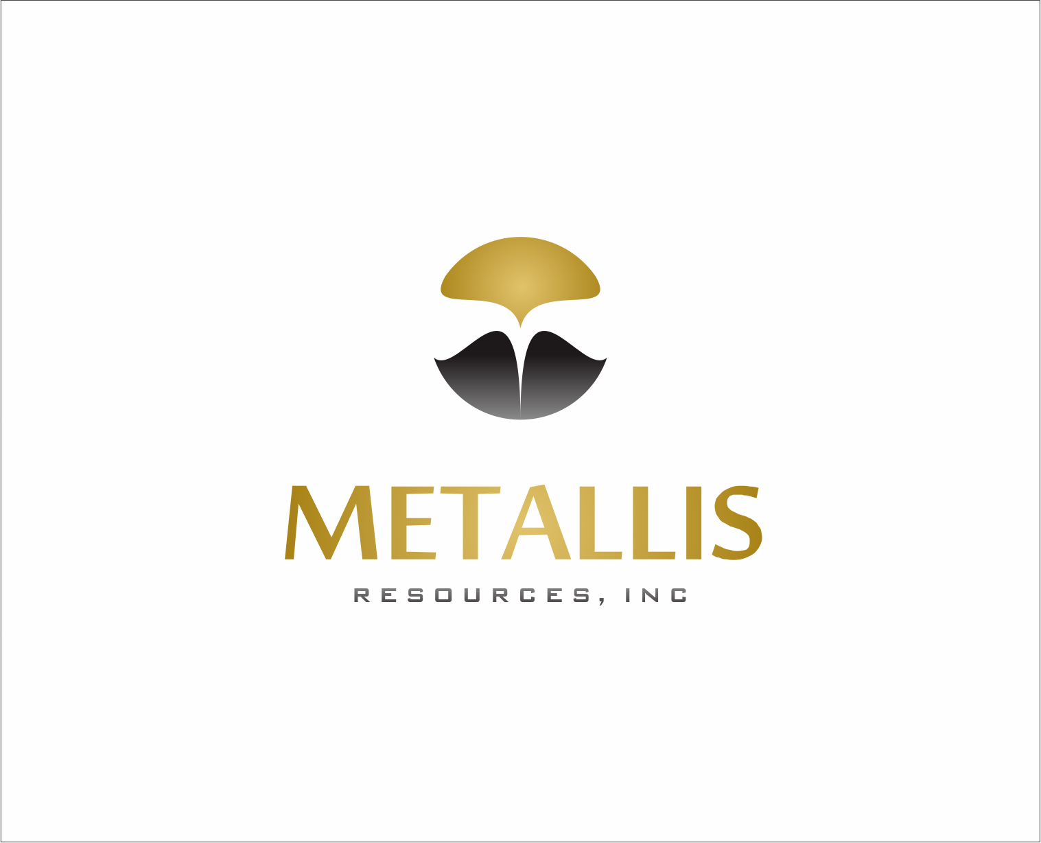 Logo Design by Armada Jamaluddin - Entry No. 141 in the Logo Design Contest Metallis Resources Inc Logo Design.