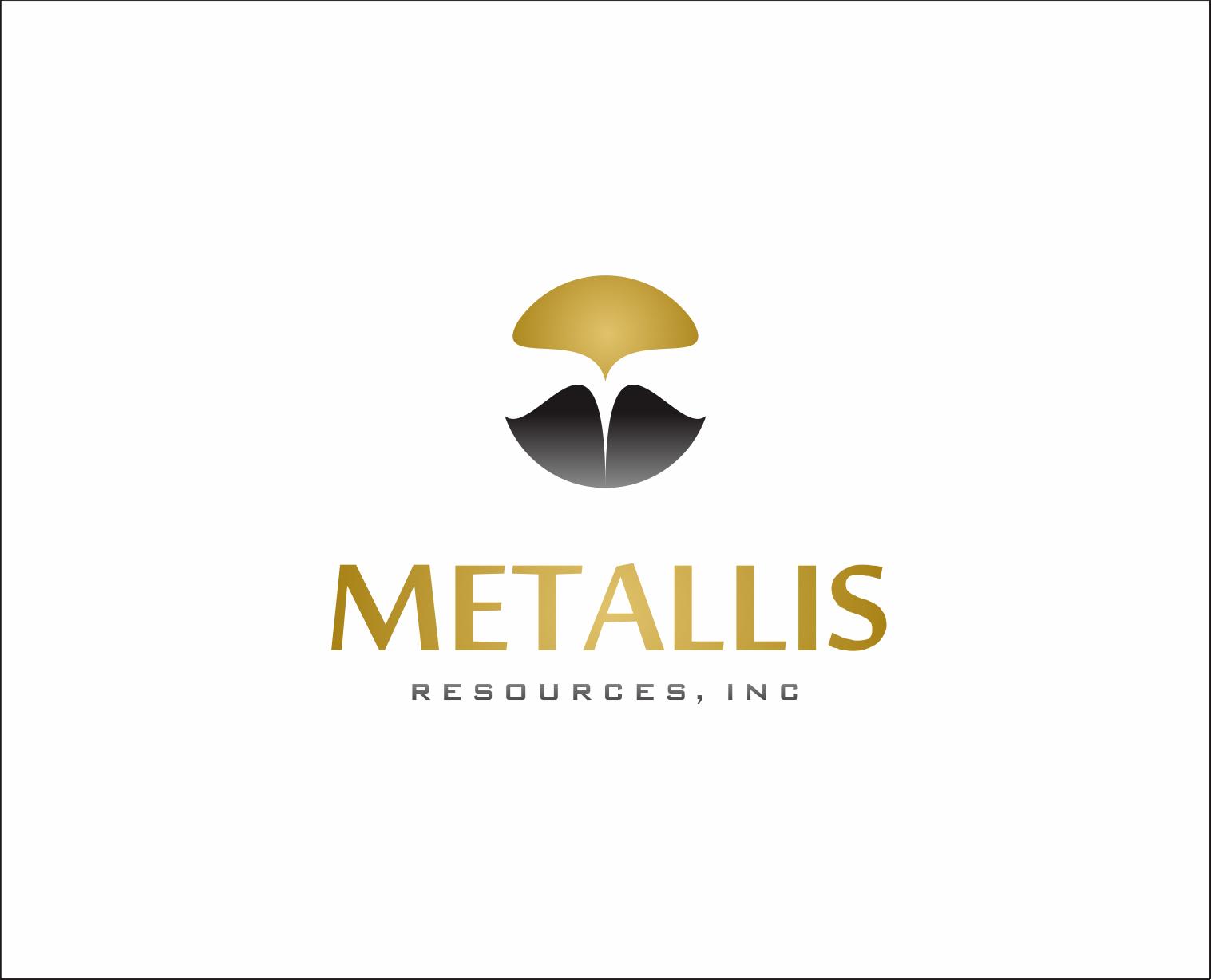 Logo Design by Armada Jamaluddin - Entry No. 141 in the Logo Design Contest Metallis Resources Inc Logo Design.