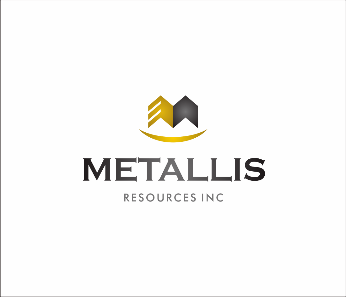 Logo Design by Armada Jamaluddin - Entry No. 145 in the Logo Design Contest Metallis Resources Inc Logo Design.