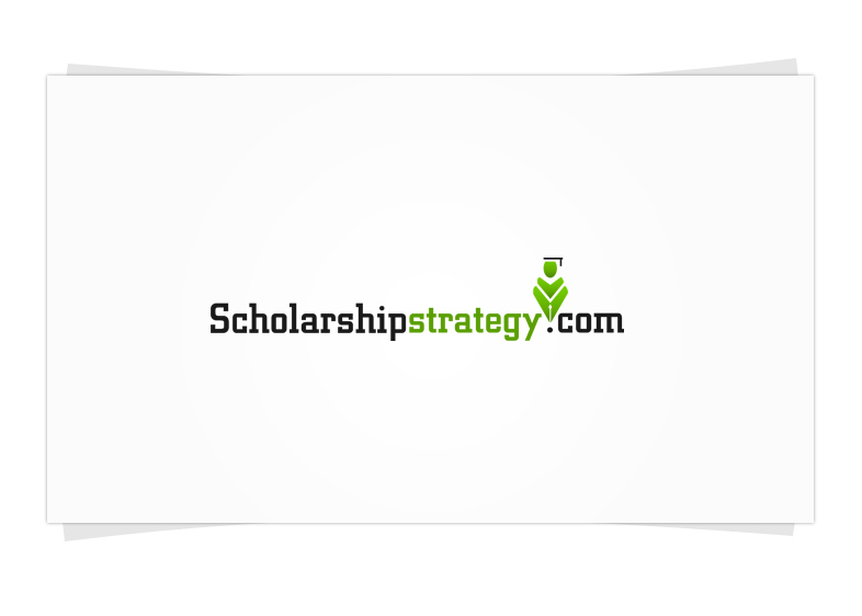 Logo Design by Tajbir Ahmed - Entry No. 44 in the Logo Design Contest Captivating Logo Design for Scholarshipstrategy.com.