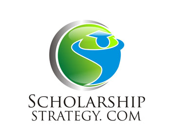 Logo Design by Rock n Rool - Entry No. 45 in the Logo Design Contest Captivating Logo Design for Scholarshipstrategy.com.