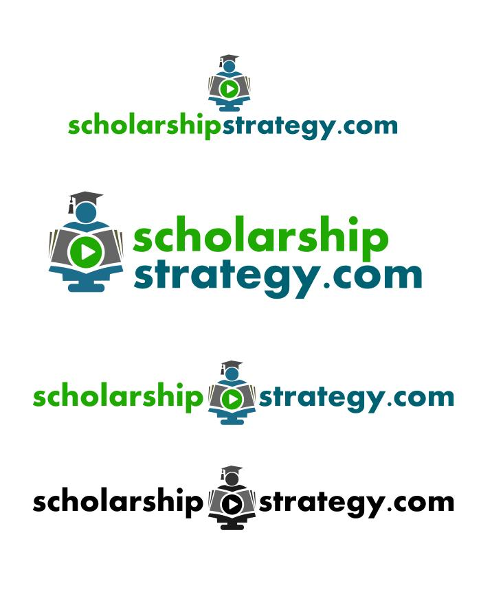 Logo Design by Private User - Entry No. 46 in the Logo Design Contest Captivating Logo Design for Scholarshipstrategy.com.