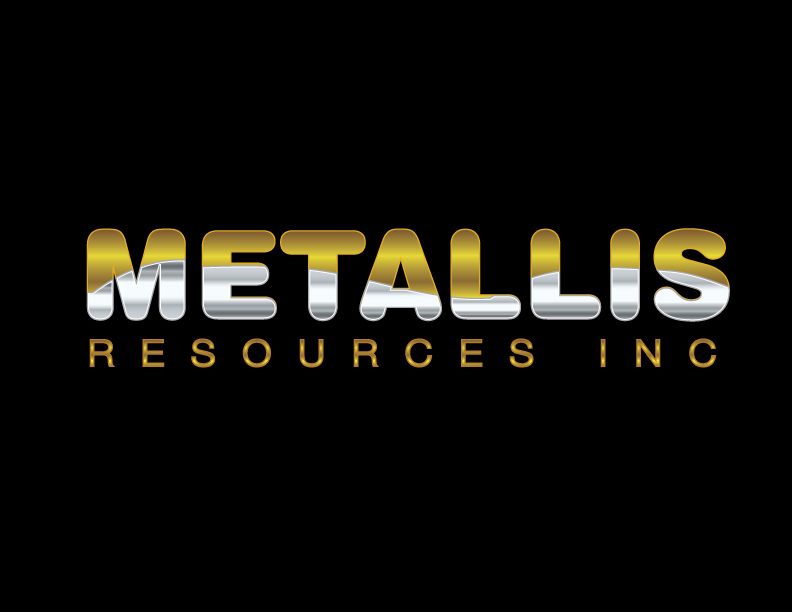 Logo Design by Sri Lata - Entry No. 148 in the Logo Design Contest Metallis Resources Inc Logo Design.