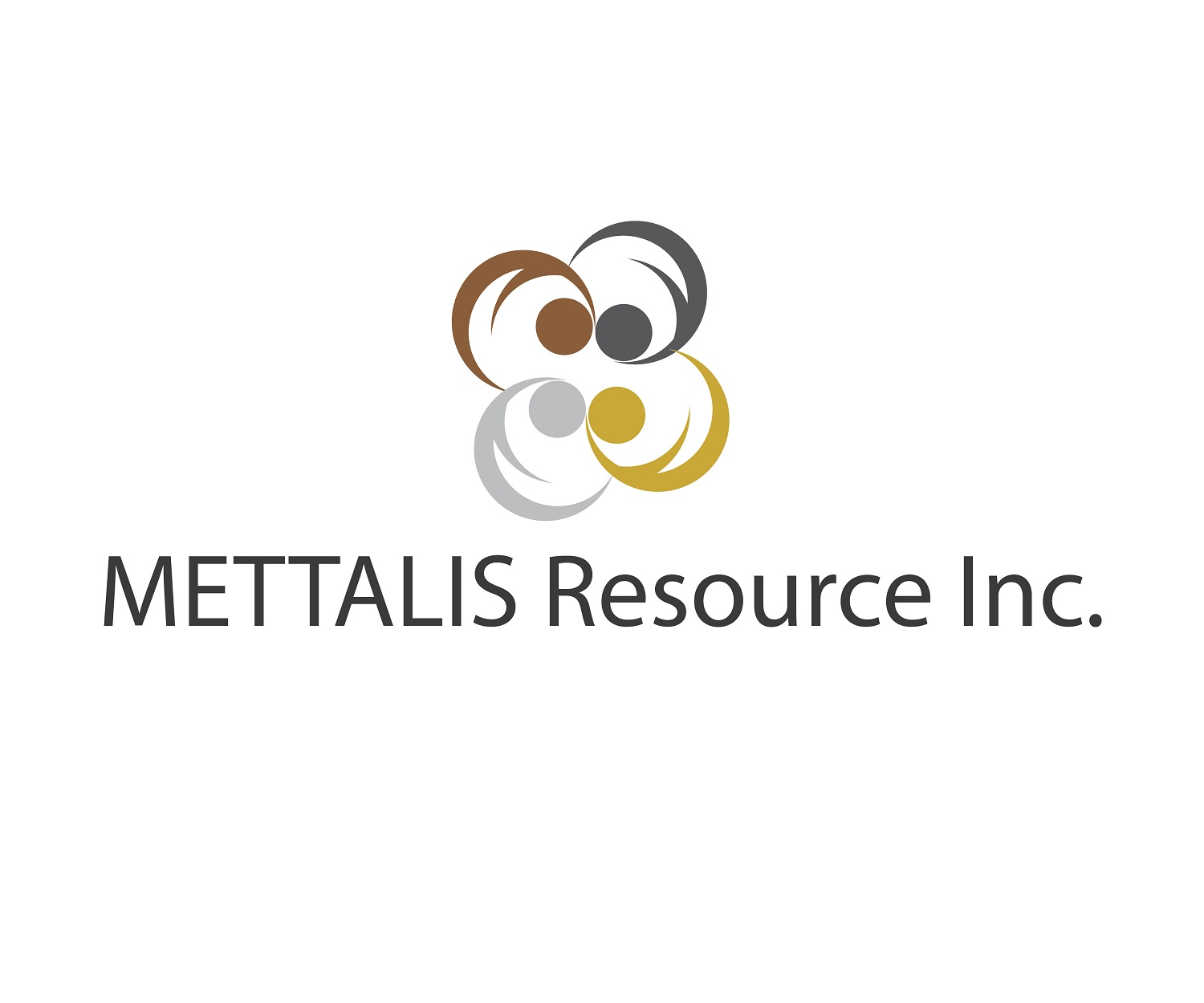 Logo Design by jhunzkie24 - Entry No. 150 in the Logo Design Contest Metallis Resources Inc Logo Design.