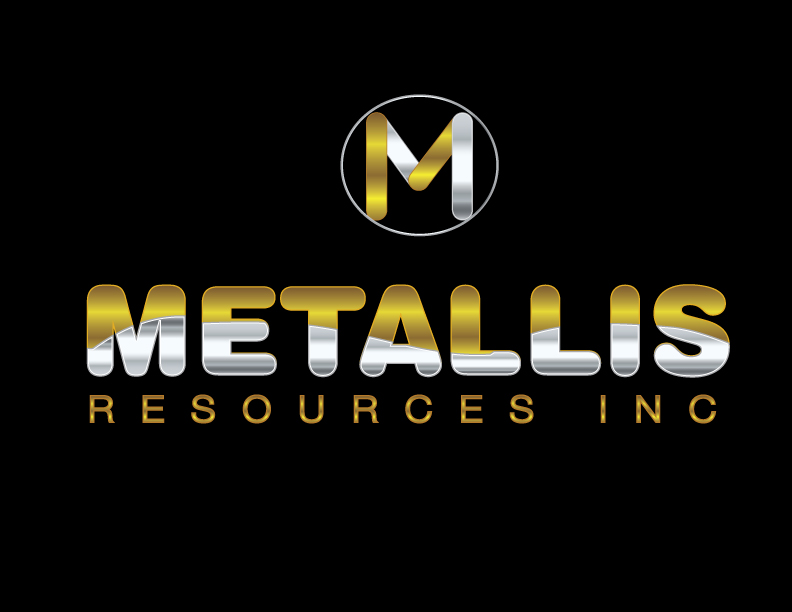 Logo Design by Sri Lata - Entry No. 151 in the Logo Design Contest Metallis Resources Inc Logo Design.