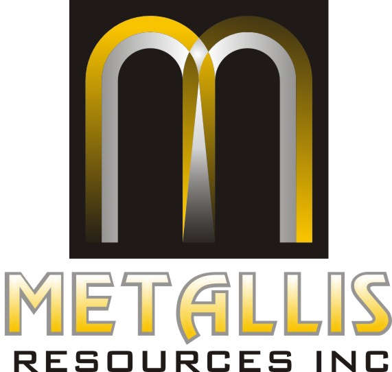 Logo Design by Korsunov Oleg - Entry No. 153 in the Logo Design Contest Metallis Resources Inc Logo Design.