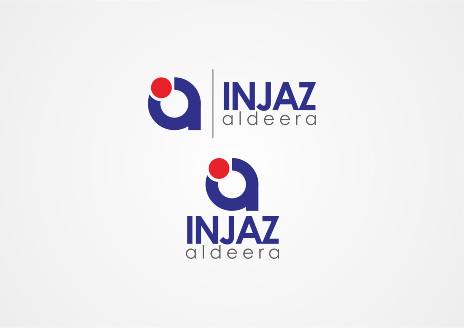 Logo Design by Private User - Entry No. 11 in the Logo Design Contest Fun Logo Design for Injaz aldeera.