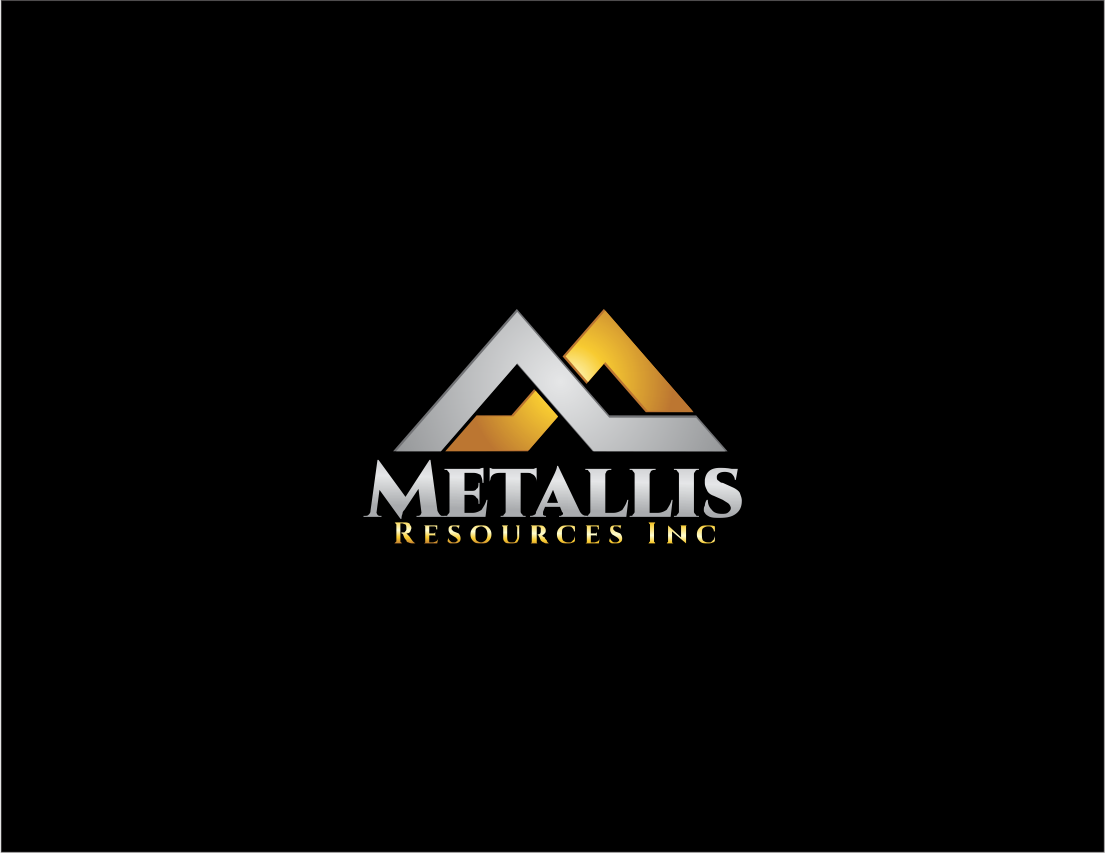 Logo Design by Yansen Yansen - Entry No. 156 in the Logo Design Contest Metallis Resources Inc Logo Design.