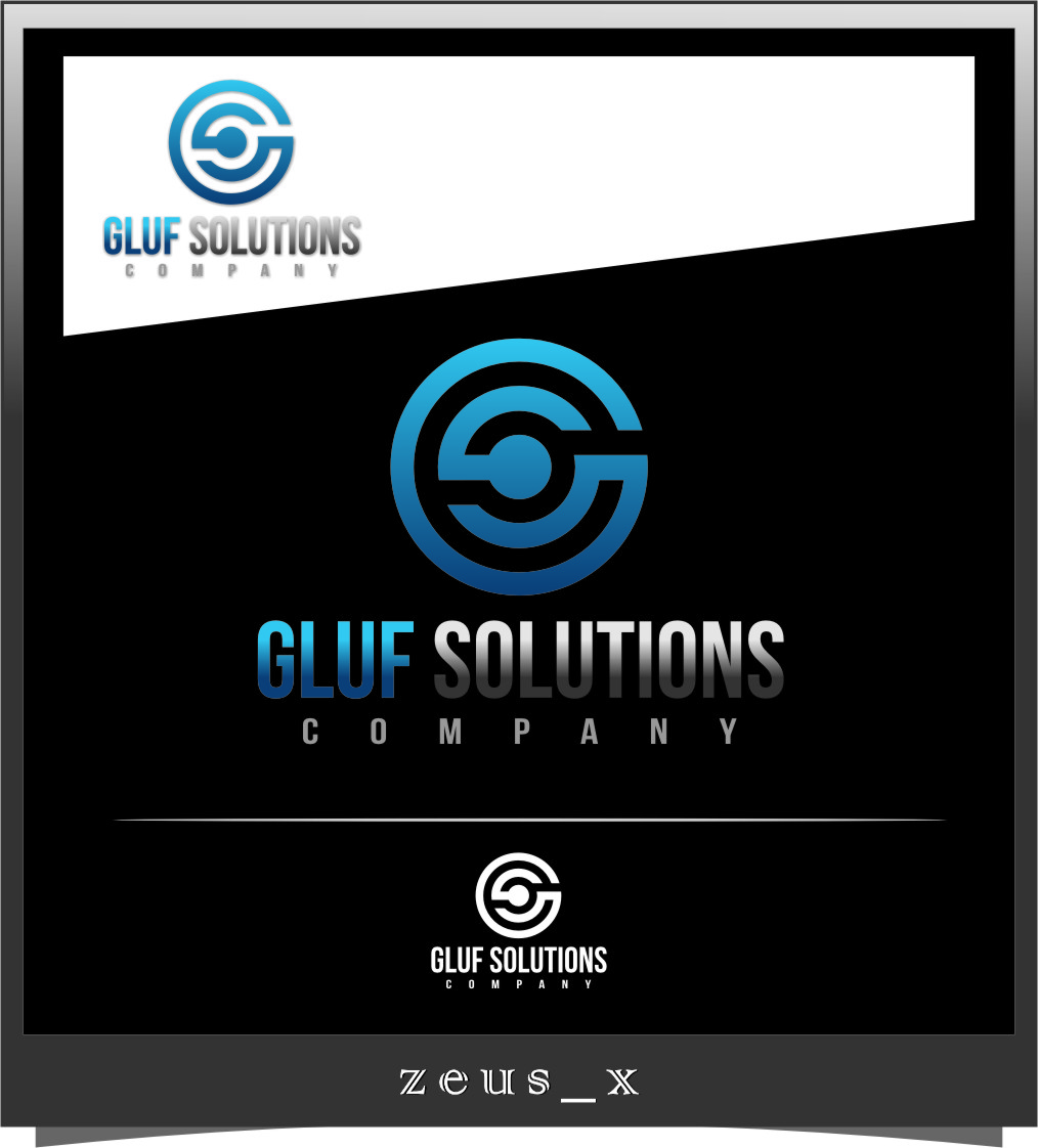 Logo Design by RasYa Muhammad Athaya - Entry No. 8 in the Logo Design Contest New Logo Design for Gulf solutions company.