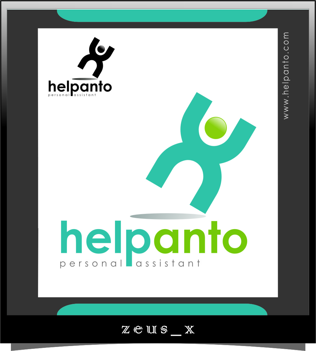 Logo Design by RoSyid Rono-Rene On Java - Entry No. 83 in the Logo Design Contest Artistic Logo Design for helpanto.
