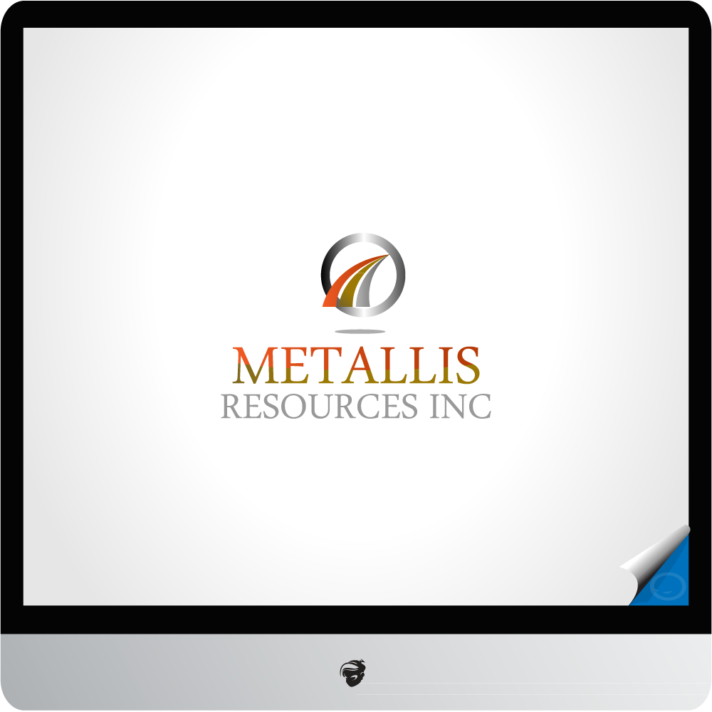 Logo Design by zesthar - Entry No. 157 in the Logo Design Contest Metallis Resources Inc Logo Design.