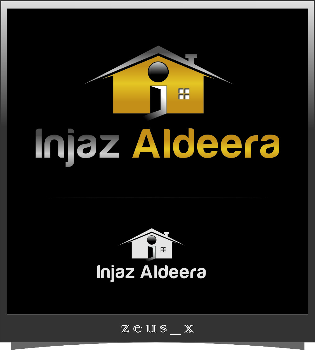 Logo Design by RasYa Muhammad Athaya - Entry No. 13 in the Logo Design Contest Fun Logo Design for Injaz aldeera.