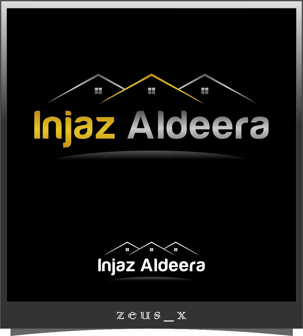 Logo Design by RasYa Muhammad Athaya - Entry No. 14 in the Logo Design Contest Fun Logo Design for Injaz aldeera.
