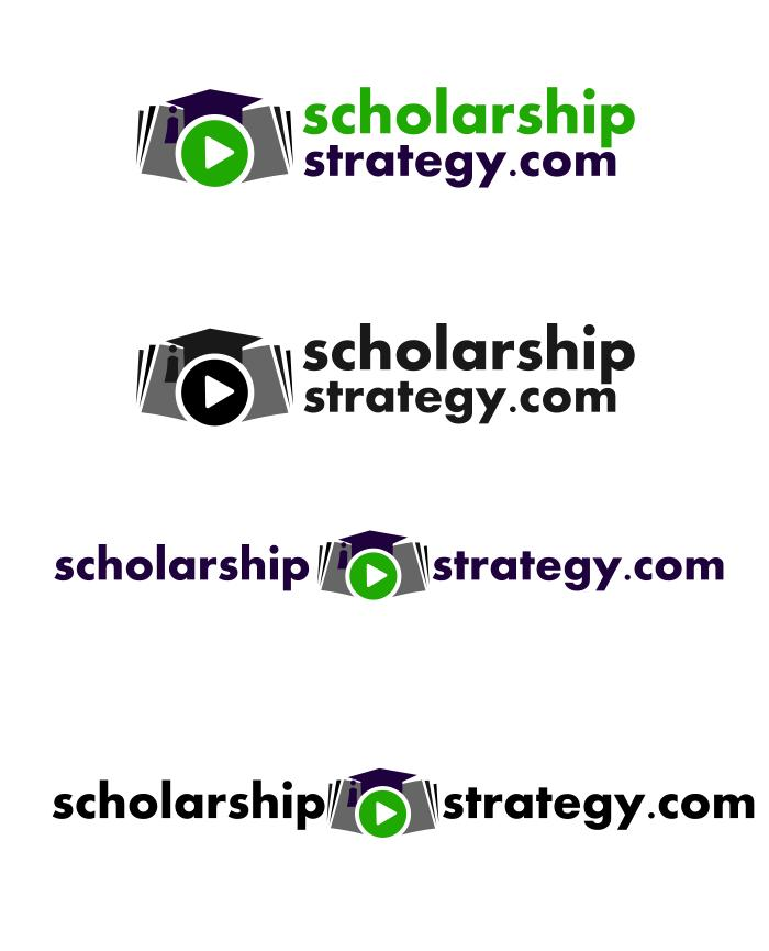 Logo Design by Private User - Entry No. 51 in the Logo Design Contest Captivating Logo Design for Scholarshipstrategy.com.