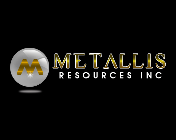 Logo Design by Crystal Desizns - Entry No. 160 in the Logo Design Contest Metallis Resources Inc Logo Design.