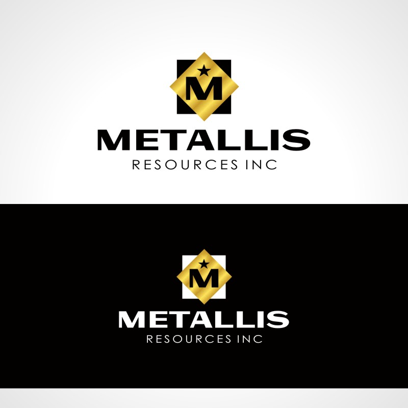 Logo Design by Private User - Entry No. 163 in the Logo Design Contest Metallis Resources Inc Logo Design.