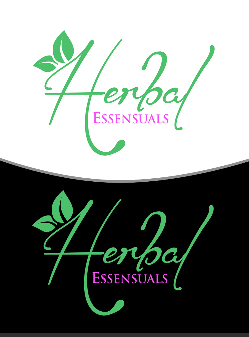 Logo Design by Private User - Entry No. 39 in the Logo Design Contest Captivating Logo Design for Herbal Essensuals.