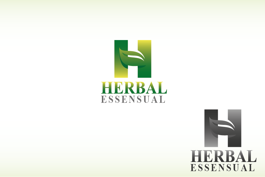 Logo Design by Private User - Entry No. 40 in the Logo Design Contest Captivating Logo Design for Herbal Essensuals.