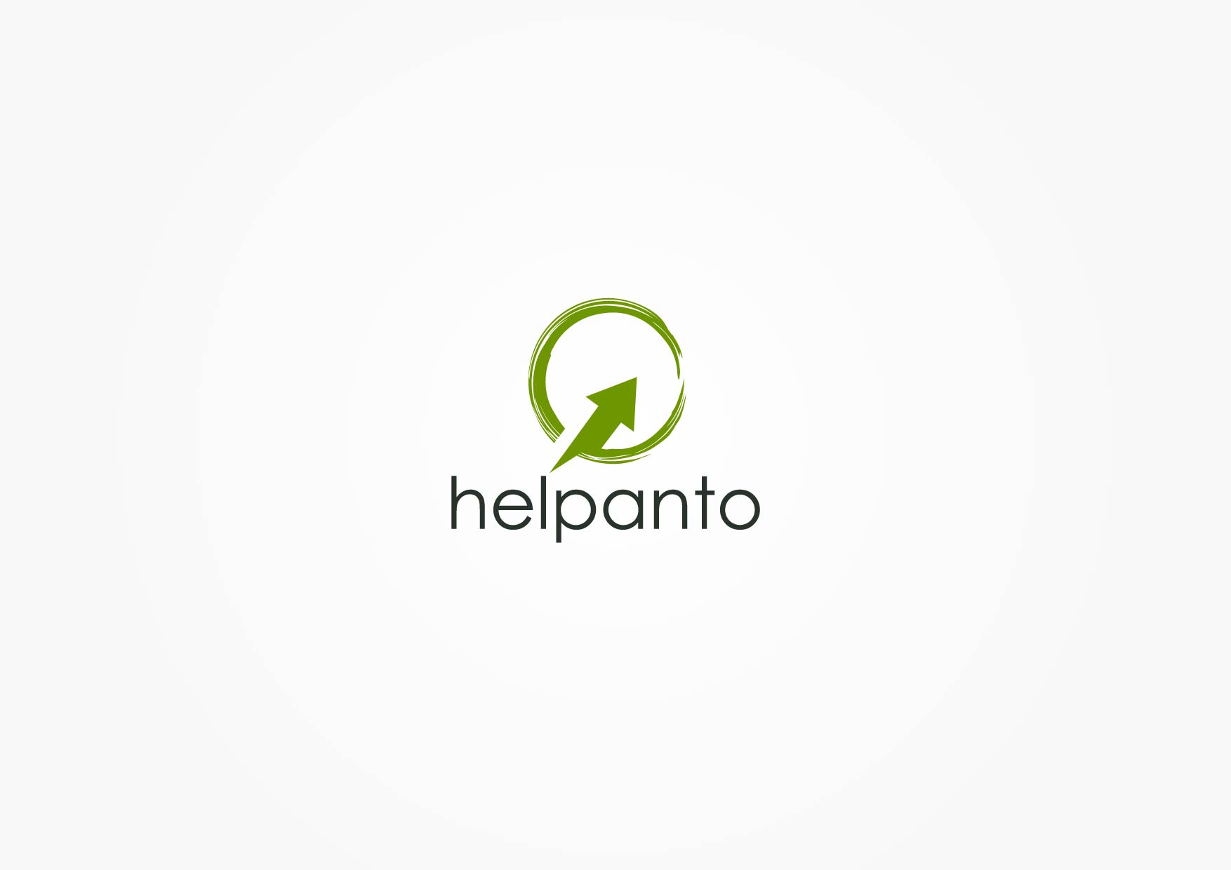 Logo Design by Osi Indra - Entry No. 88 in the Logo Design Contest Artistic Logo Design for helpanto.