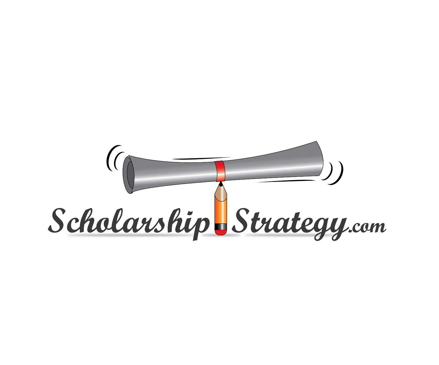 Logo Design by jhunzkie24 - Entry No. 52 in the Logo Design Contest Captivating Logo Design for Scholarshipstrategy.com.
