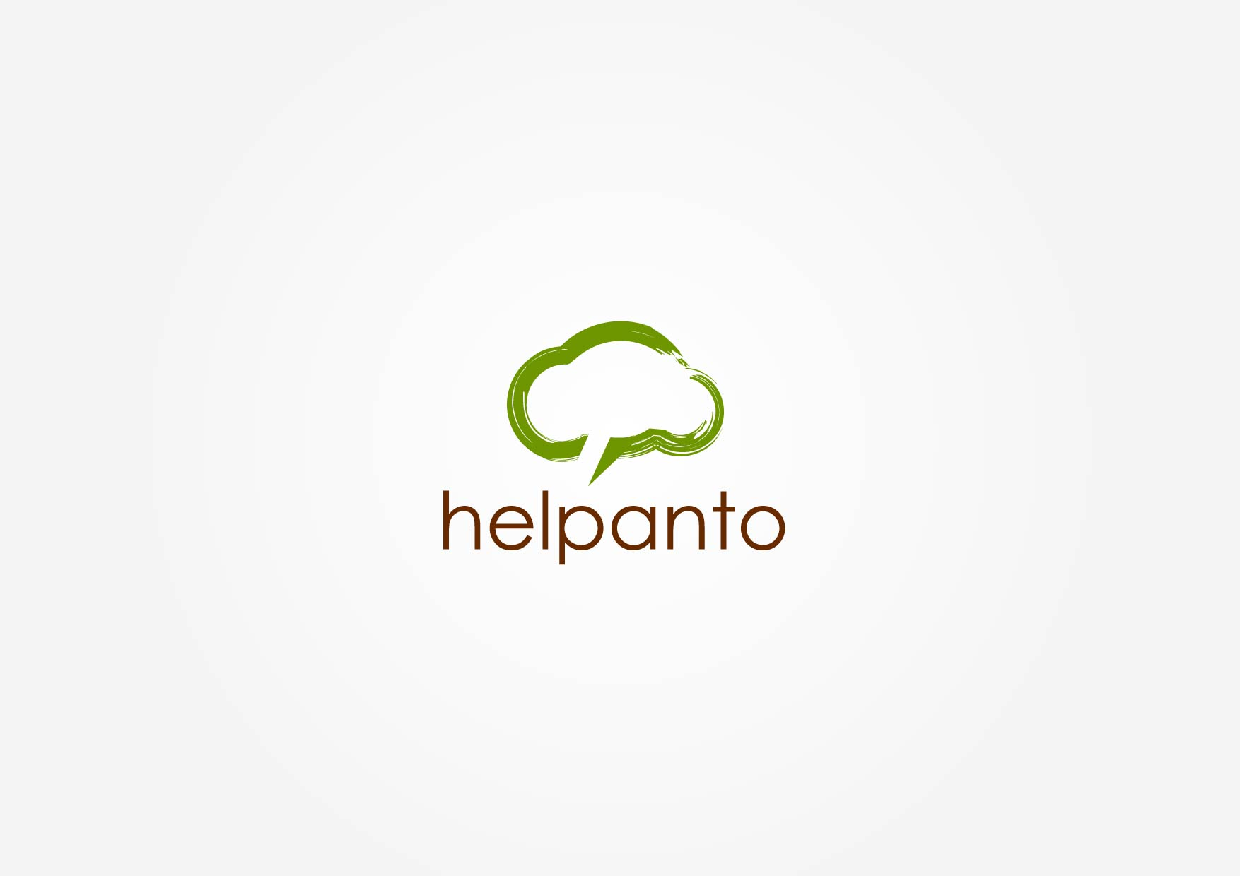 Logo Design by Osi Indra - Entry No. 92 in the Logo Design Contest Artistic Logo Design for helpanto.