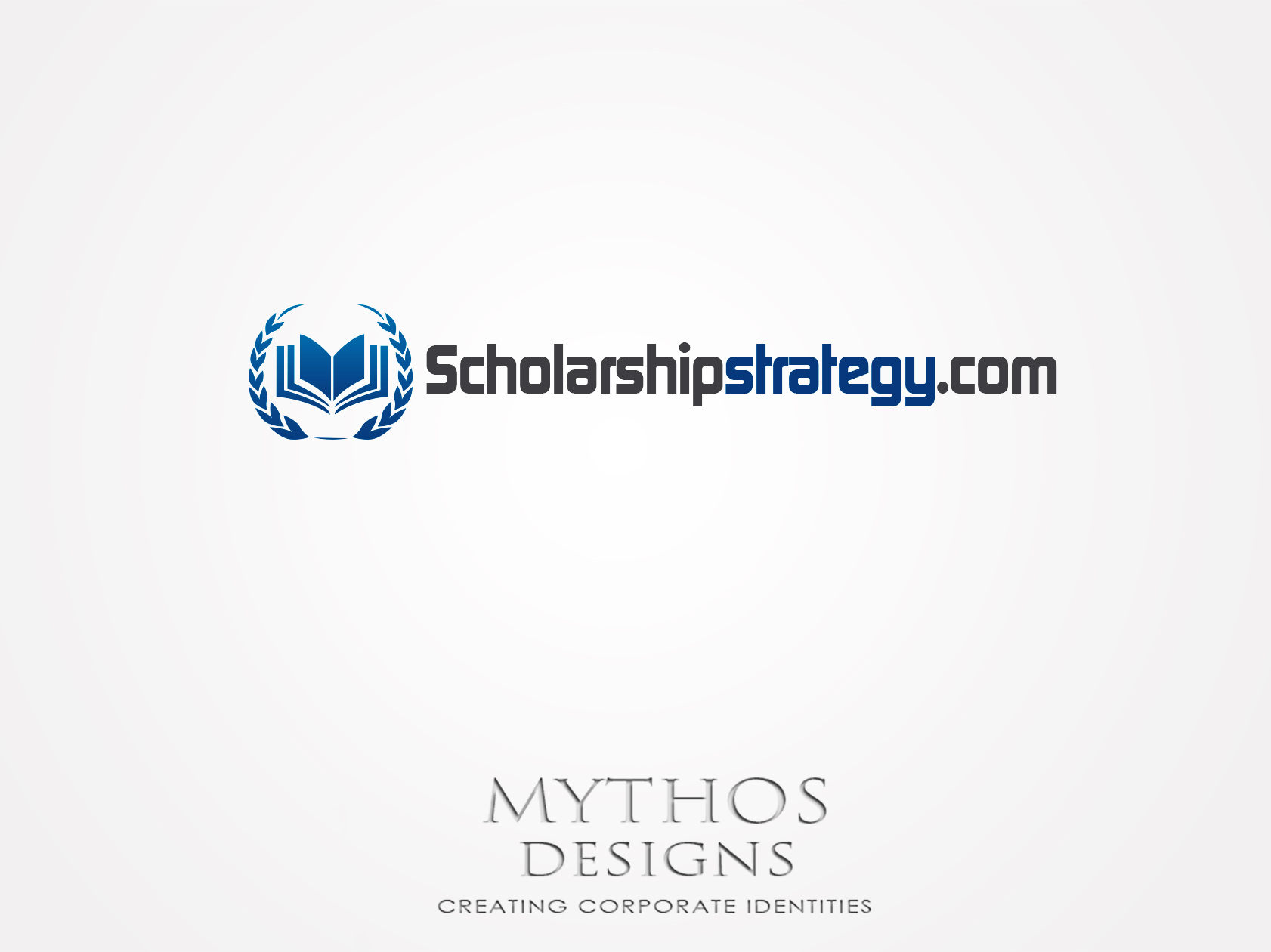 Logo Design by Mythos Designs - Entry No. 53 in the Logo Design Contest Captivating Logo Design for Scholarshipstrategy.com.