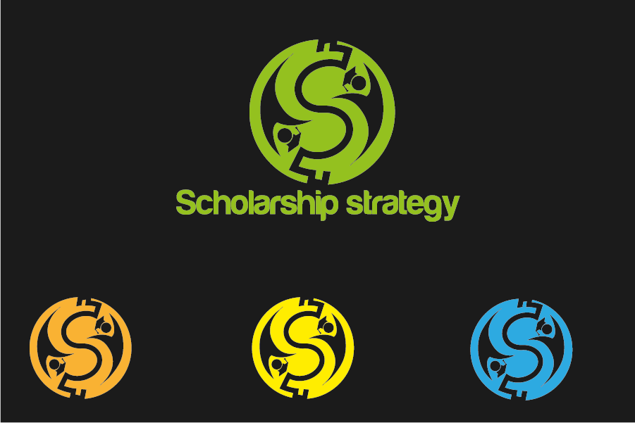 Logo Design by Digital Designs - Entry No. 56 in the Logo Design Contest Captivating Logo Design for Scholarshipstrategy.com.