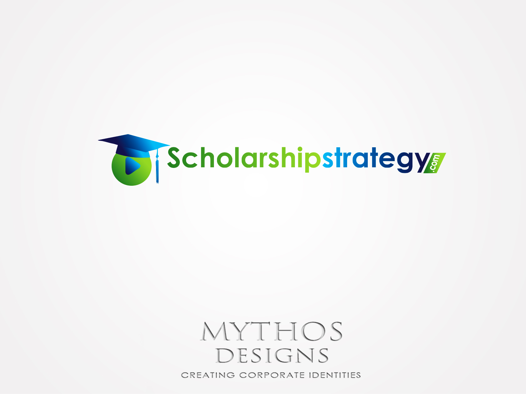 Logo Design by Mythos Designs - Entry No. 57 in the Logo Design Contest Captivating Logo Design for Scholarshipstrategy.com.