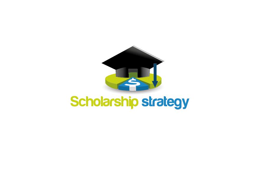Logo Design by Digital Designs - Entry No. 58 in the Logo Design Contest Captivating Logo Design for Scholarshipstrategy.com.