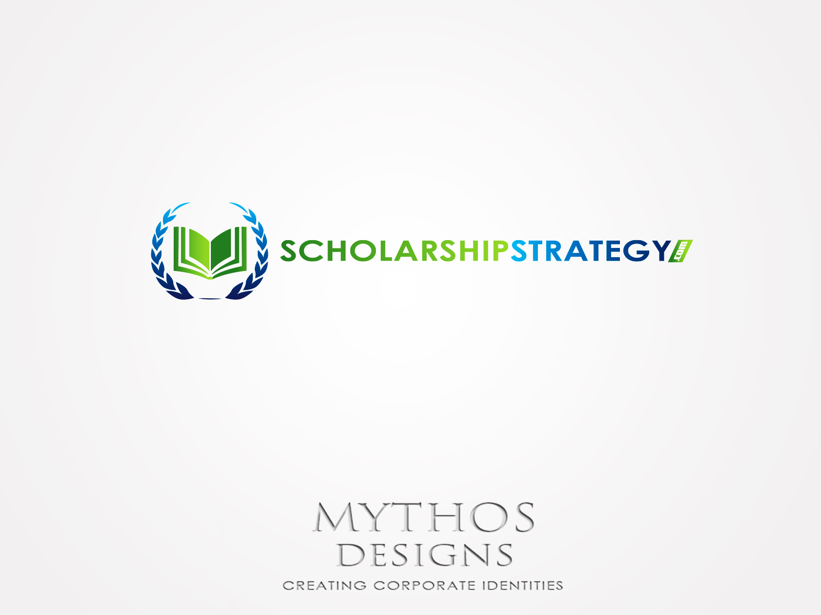 Logo Design by Mythos Designs - Entry No. 62 in the Logo Design Contest Captivating Logo Design for Scholarshipstrategy.com.