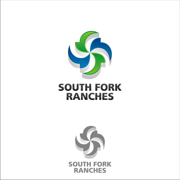 Logo Design by key - Entry No. 66 in the Logo Design Contest South Fork Ranches.