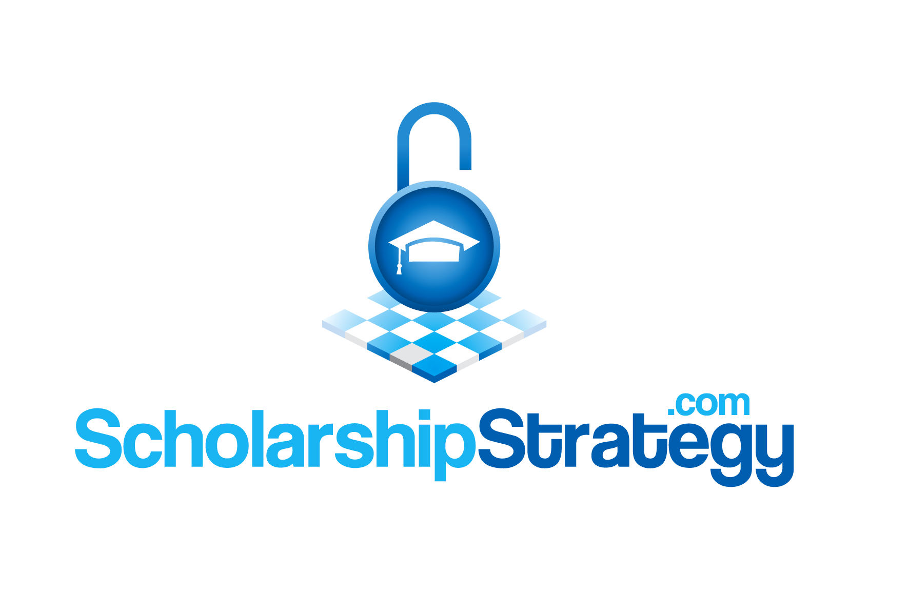 Logo Design by luna - Entry No. 70 in the Logo Design Contest Captivating Logo Design for Scholarshipstrategy.com.