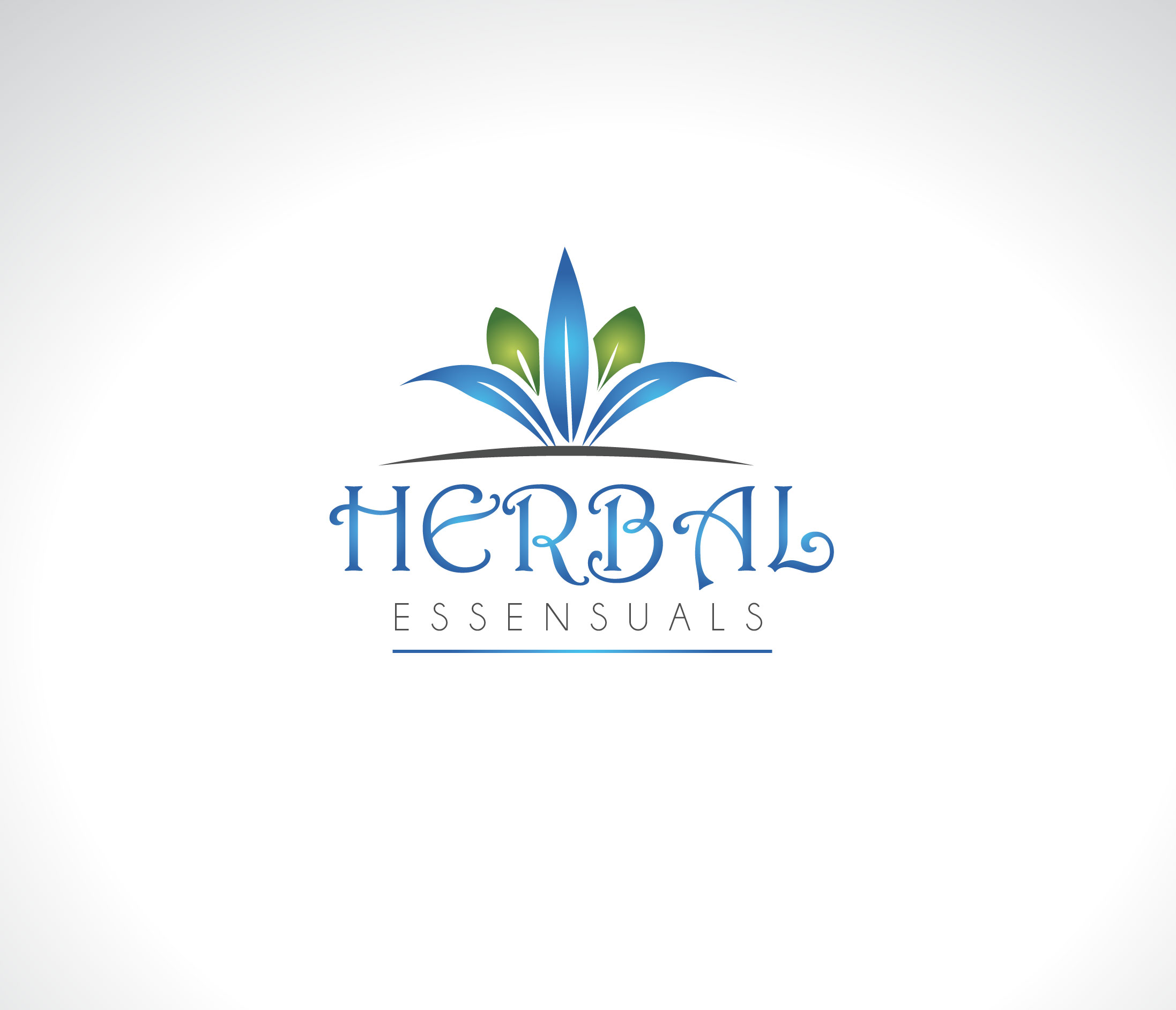 Logo Design by Darina Dimitrova - Entry No. 46 in the Logo Design Contest Captivating Logo Design for Herbal Essensuals.