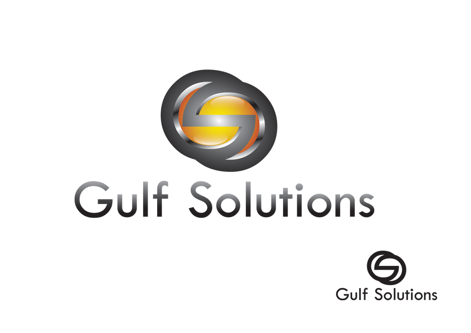 Logo Design by cochinseng - Entry No. 14 in the Logo Design Contest New Logo Design for Gulf solutions company.