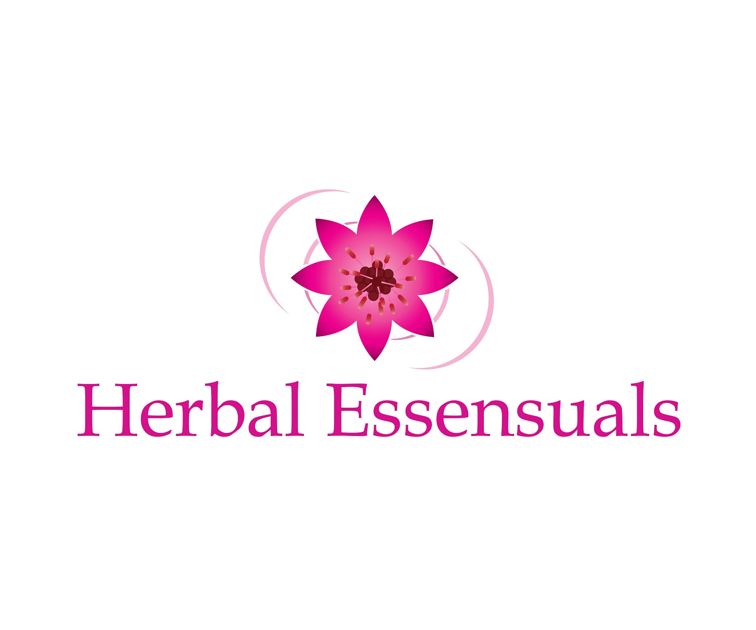 Logo Design by jhunzkie24 - Entry No. 53 in the Logo Design Contest Captivating Logo Design for Herbal Essensuals.