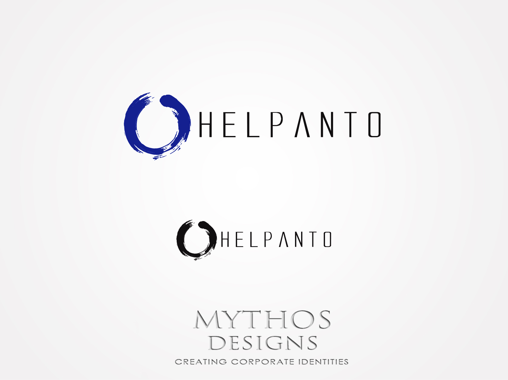 Logo Design by Mythos Designs - Entry No. 109 in the Logo Design Contest Artistic Logo Design for helpanto.